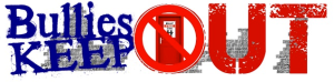 Bullies Keep Out logo