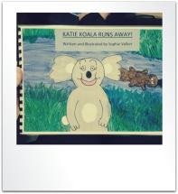 childrens book written by Sophie Volker