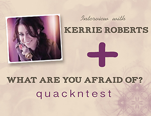 Kerrie Roberts Interview