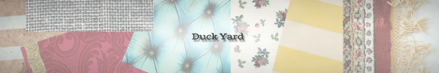 Duck Yard Art Ugly Ducklings Jennifer Morrison