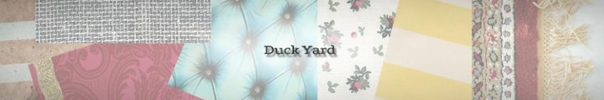 Duck Yard Art Ugly Ducklings Jennifer Morrison