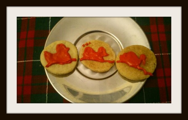 Photo of duckling cookies by Gabbi