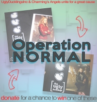 operation normal, autographs by Jennifer Morrison, Josh Dallas