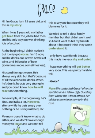 grace-duckling-story