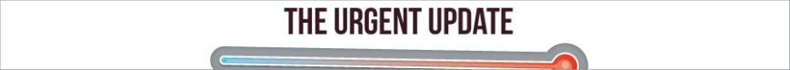 urgent update banner