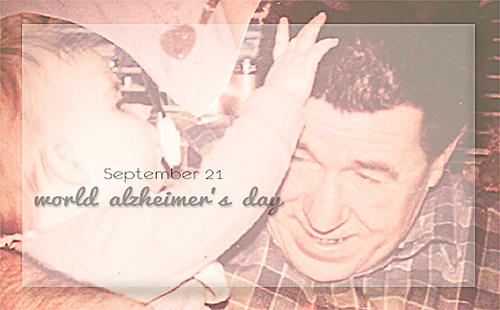 when is world alzheimer's day? 21 september