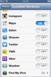 location-services-privacy-settings