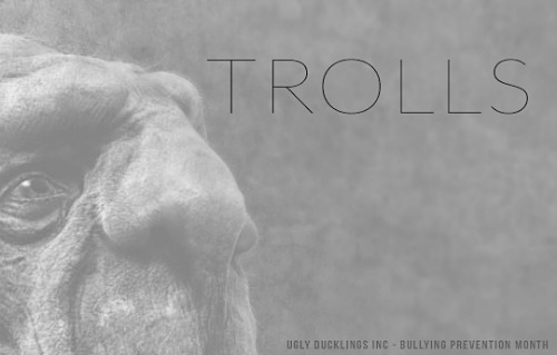Trolls lurk on Bullying Prevention Month