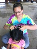 Alison in Guatemala